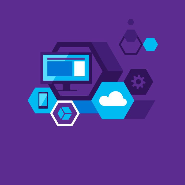 הורד את Visual Studio 2015.