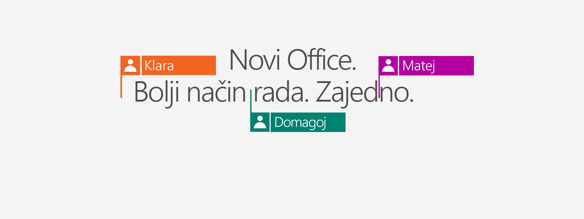 Kupite Office 365 da dobijete nove aplikacije 2016.