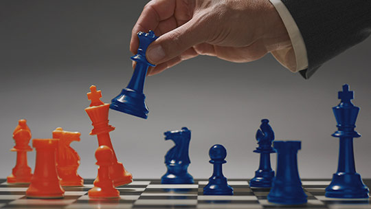 Chessboard, coba SQL Server 2016