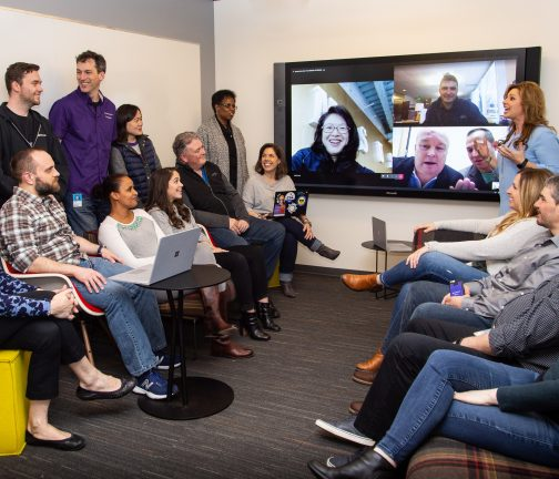 Microsoft completes its massive upgrade to Microsoft Teams