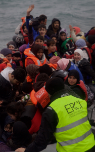 ERCI Search and Rescue team have saved over 45,000 refugees.