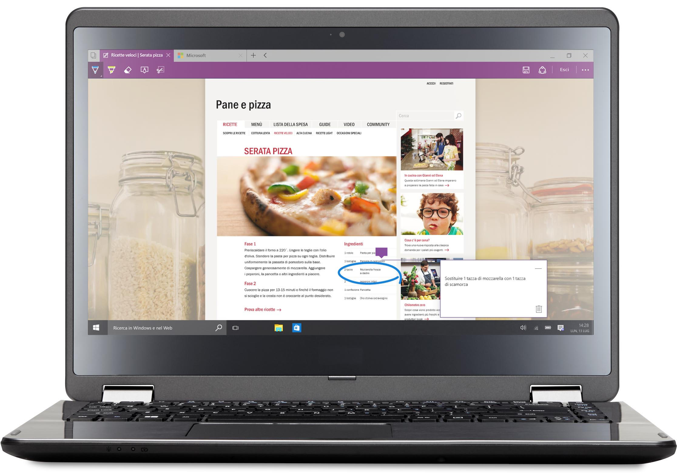 Il nuovo Microsoft Edge sostituisce Internet Explorer
