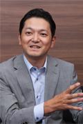写真:株式会社エコ・プラン 管理本部 経営管理部 経営管理課 主任 佐久間 大輔 氏