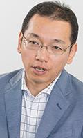 写真:株式会社4U Applications 取締役副社長 久下 雅幸 氏
