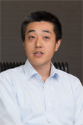 写真:東急建設株式会社 管理本部 情報システム部 システムセンター (インフラ担当) 前保 俊洋 氏