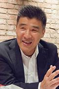 写真:日清食品ホールディングス株式会社 経営企画部 部長 吉田 洋一 氏