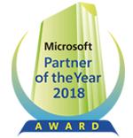 Microsoft Japan Partner of the Year 2018