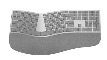 Surface エルゴノミック キーボード (Surface Ergonomic Keyboard)