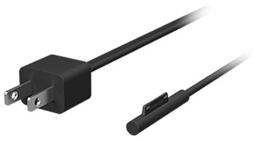 Surface Pro 4 および Surface Pro 3 用 65W 電源アダプター