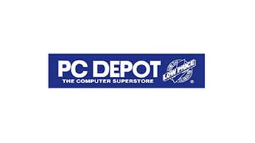 PC Depot logo