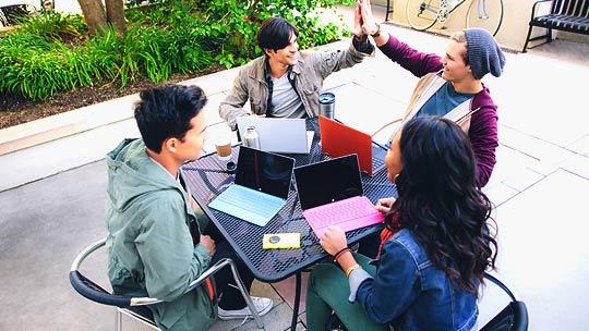 社会や組織の未来を創るマイクロソフトのテレワーク
