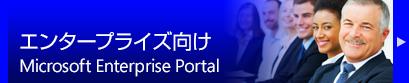 エンタープライズ向け Microsoft Enterprise Portal