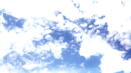 青空、熊本地震のページへうつります