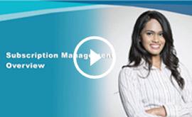 Subscription Management Overview