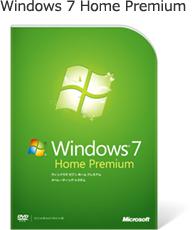 画像: Windows 7 Home Premium