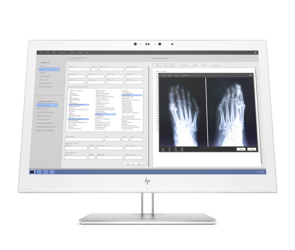 HP Healthcare Edition HC270cr 臨床検査ディスプレイ