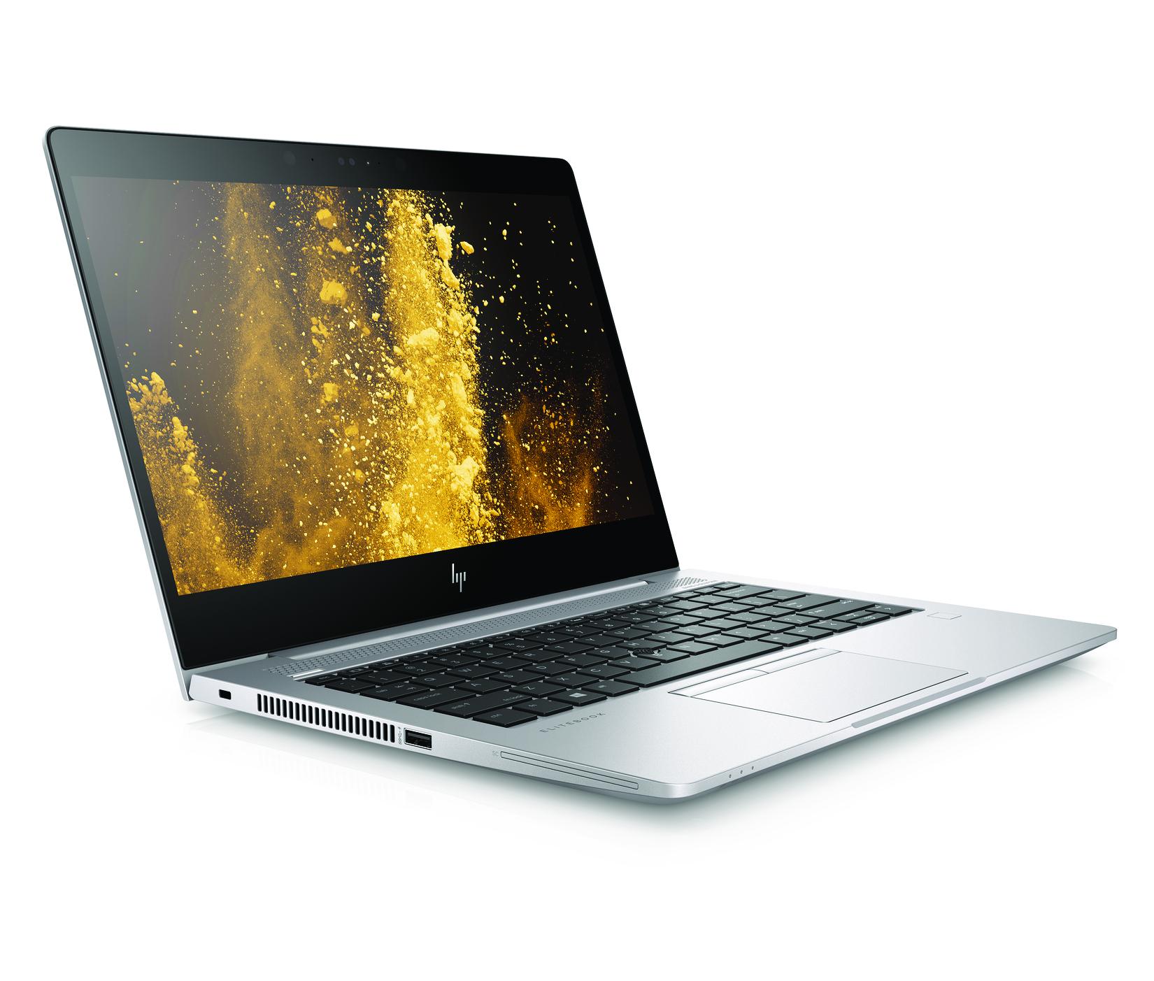 HP Sure View を搭載した HP EliteBook 830 G5