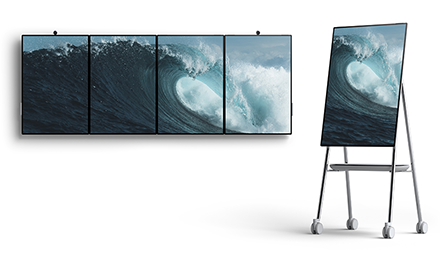 Image of the Surface Hub 2