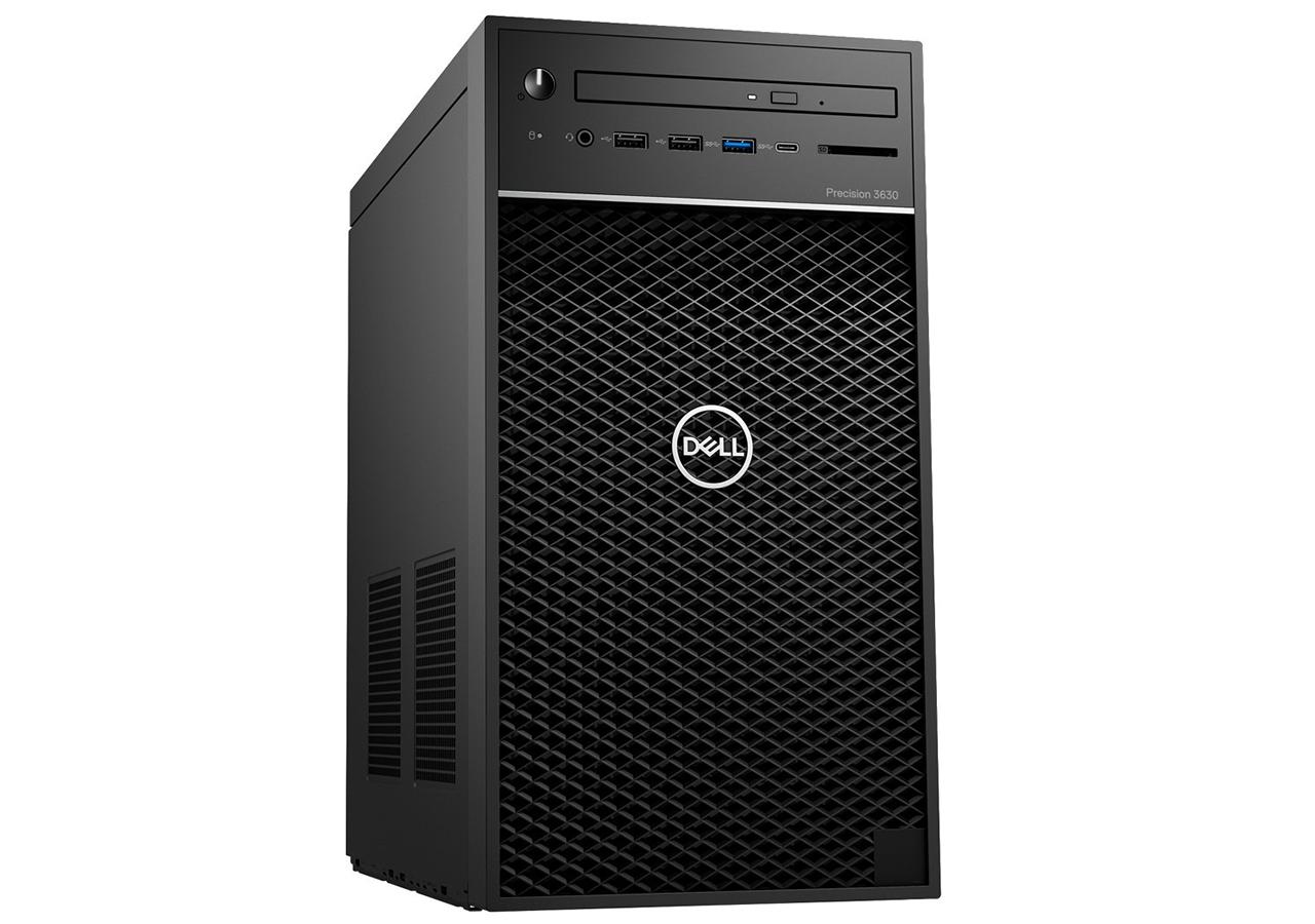 Dell Precision 3630 の画像。