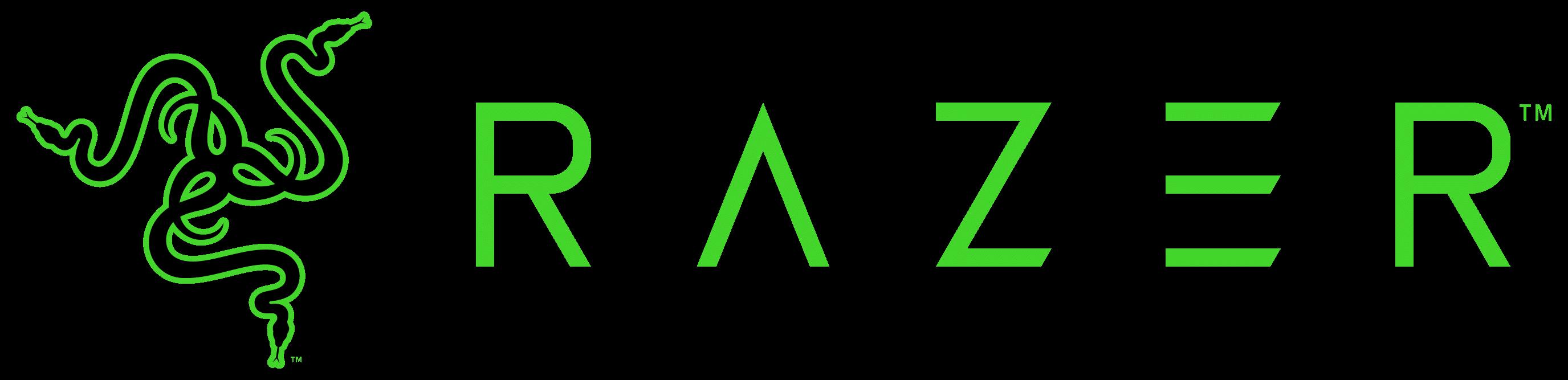 Razer ロゴ。