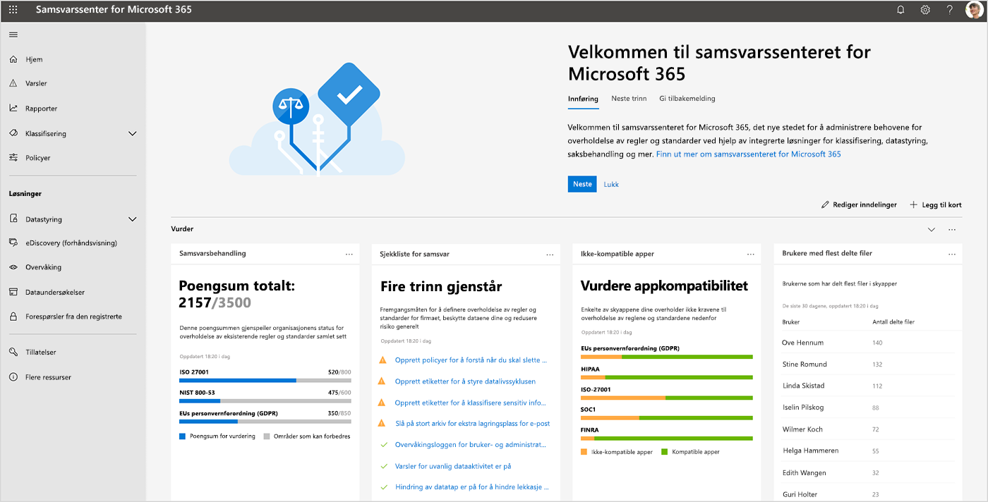Microsoft 365 gjør arbeid og lek mer intuitivt og naturlig