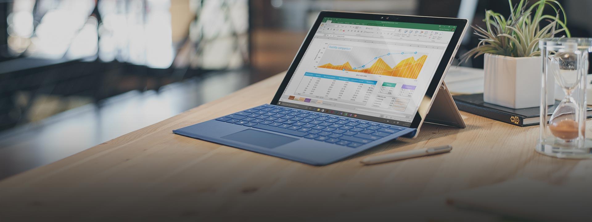 Surface Pro 4. Dowiedz się więcej.