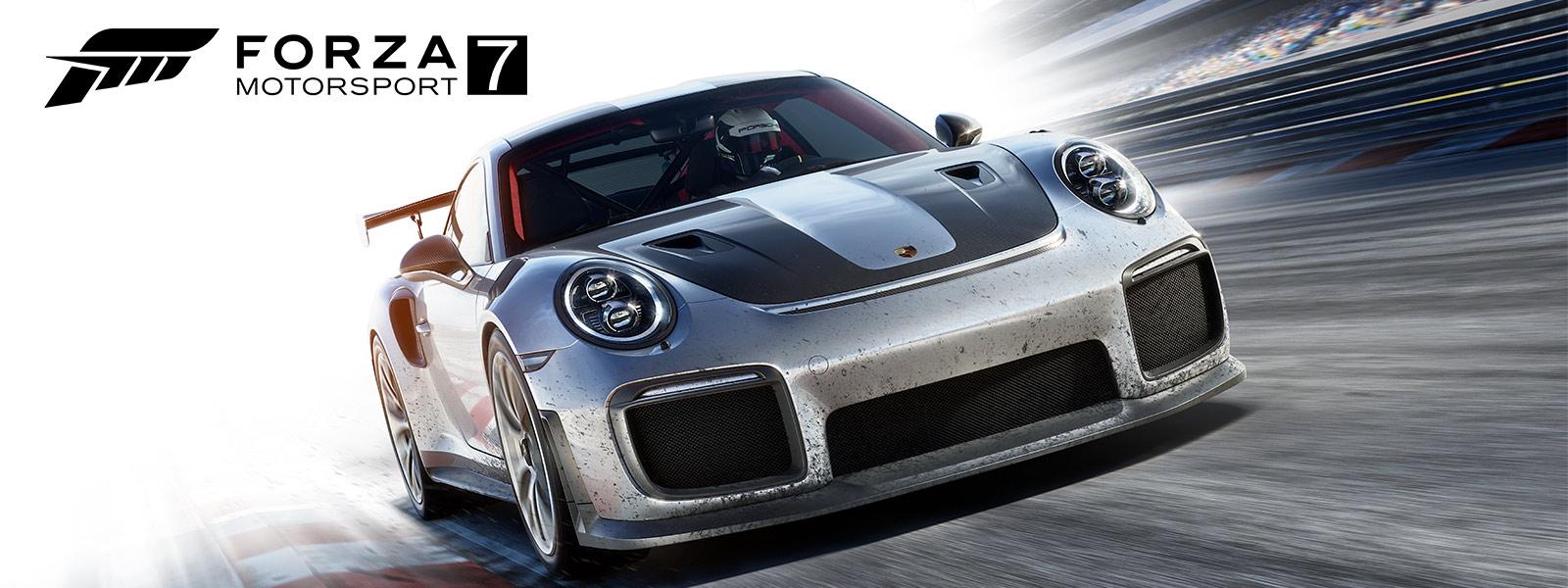 Tela do jogo Forza Motorsport 7