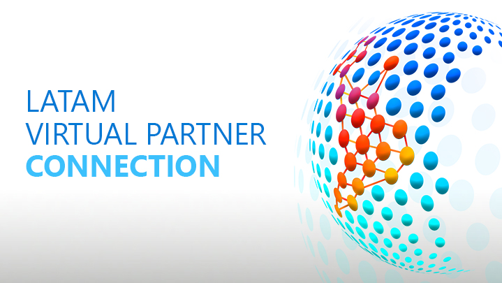 Logotipo da Latam Virtual Partner Connection.