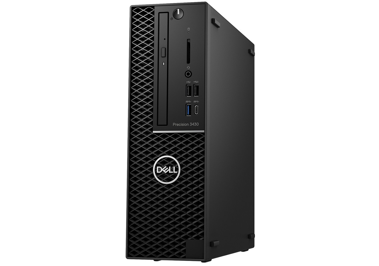 Imagem do Dell Precision 3430.