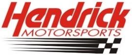 O logotipo da Hendrick Motorsports.