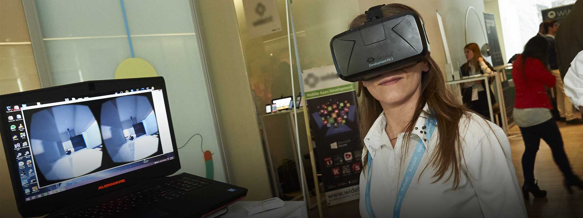 Óculos realidade virtual, saiba mais sobre o evento Ativar Portugal