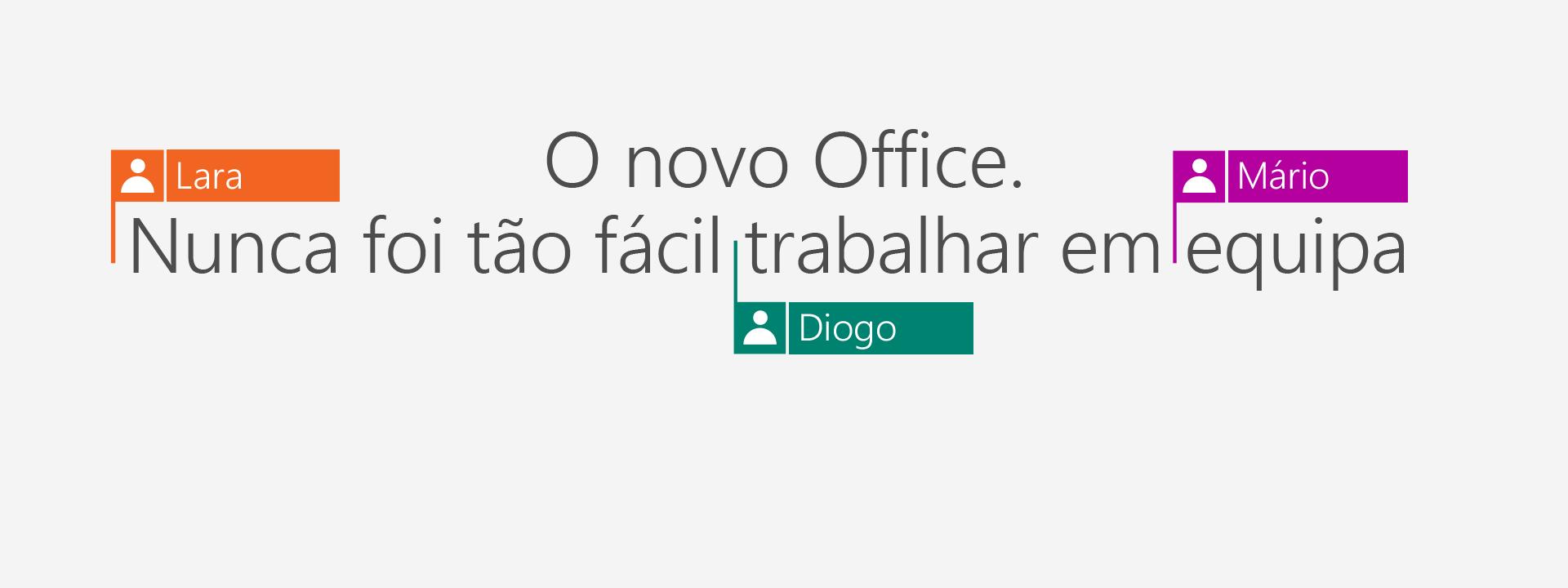 Compre o office 365 e obtenha as novas aplicações de 2016.
