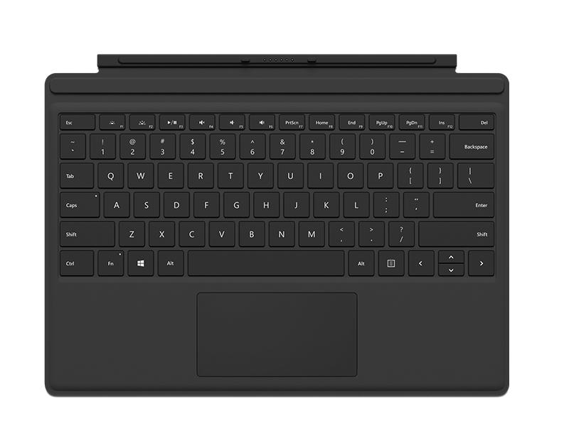 Capa Teclado o Surface Pro