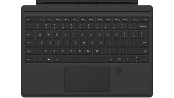Surface Pro Type Cover mit Fingerabdrucksensor