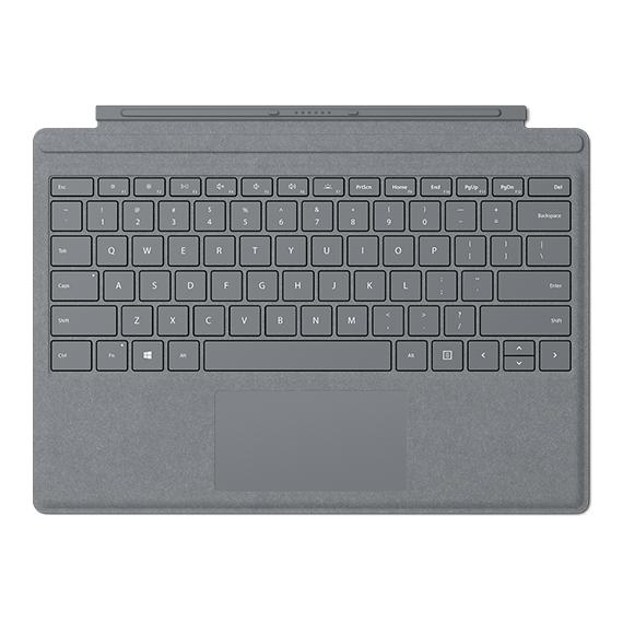 Imagem da Surface Pro Signature Type Cover