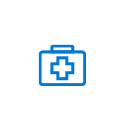 Ícone do setor dos cuidados de saúde
