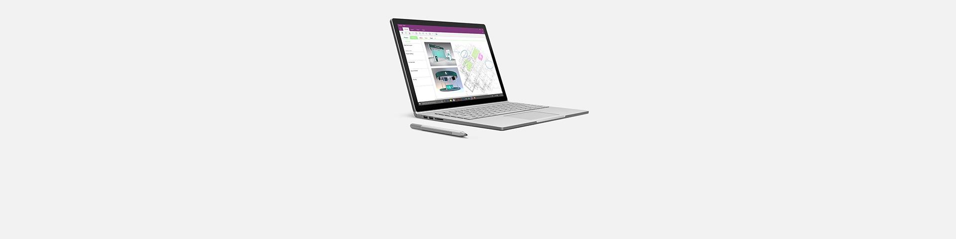 Ein Surface Book