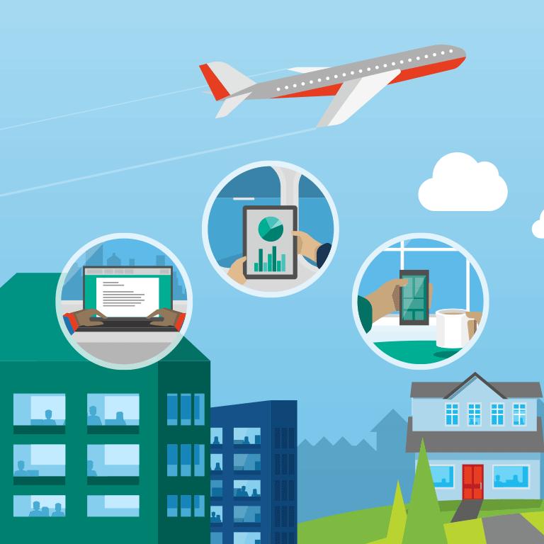 Узнайте больше о возможностях Enterprise Mobility Suite.