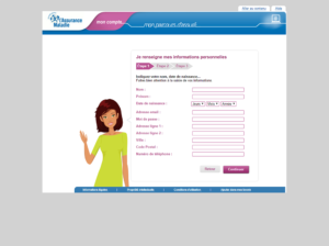 Sample HTML files that mimic online banking sign in pages.