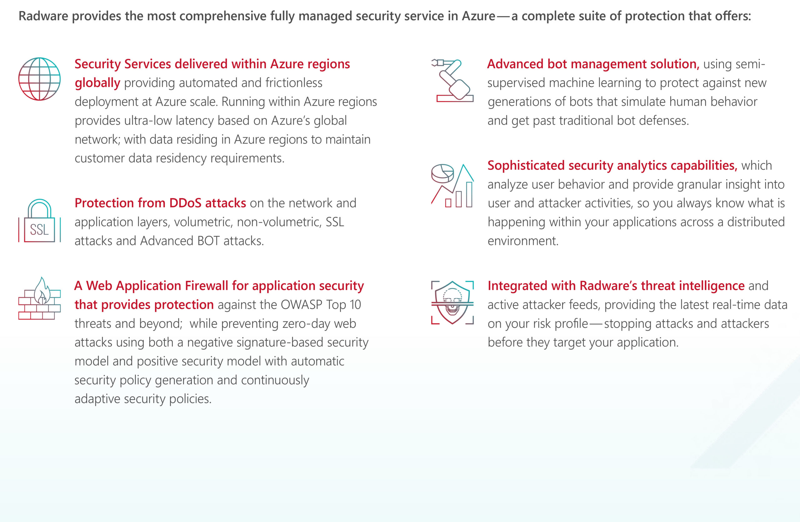 Six steps on how to neutralize the application threat