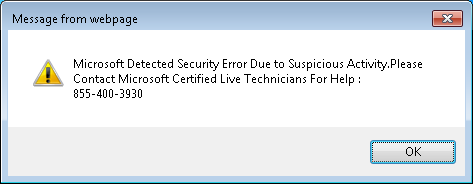 FakeCall is a family of malicious scripts hosted in tech support scam sites.