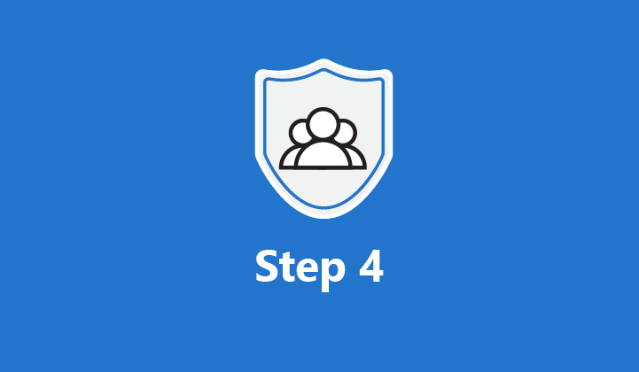Microsoft 365 security solutions icon.