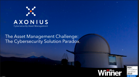 How Axonius integrates with Microsoft to help customers solve the cybersecurity asset management challenge