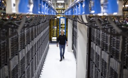 IT professionals build and maintain the LinkedIn server farm which operates on 100% renewable energy. Power is hydro-generated and managed efficiently on-site with minimum new draw from external grid.