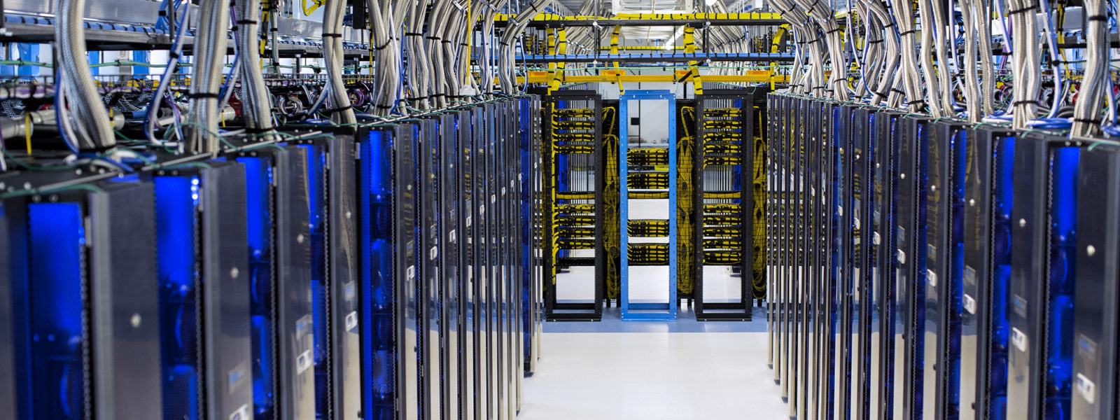 Real people. IT professionals build and maintain the LinkedIn server farm which operates on 100% renewable energy.