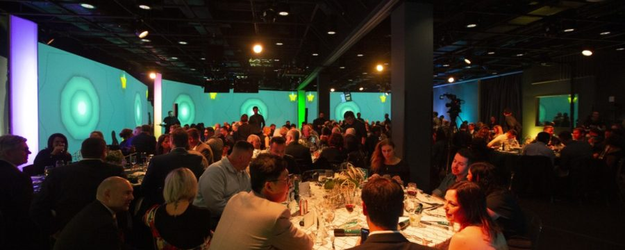 Image from 2020 Microsoft Security Awards