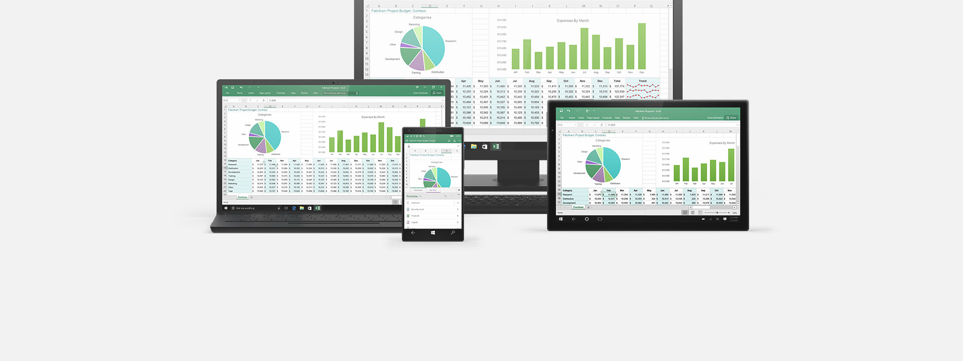 Viaceré zariadenia, viac o balíku Office365