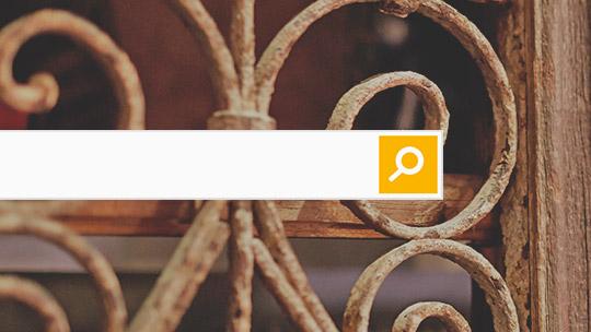Arhitektonski detalj, pretražujte koristeći Bing da biste pronašli potrebne odgovore