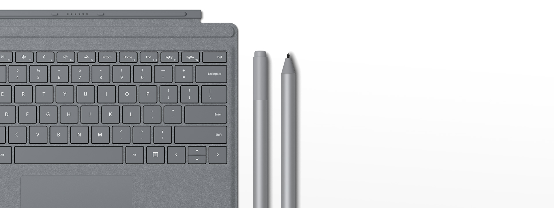 Surface Pro Signature Type cover, Surface-penna
