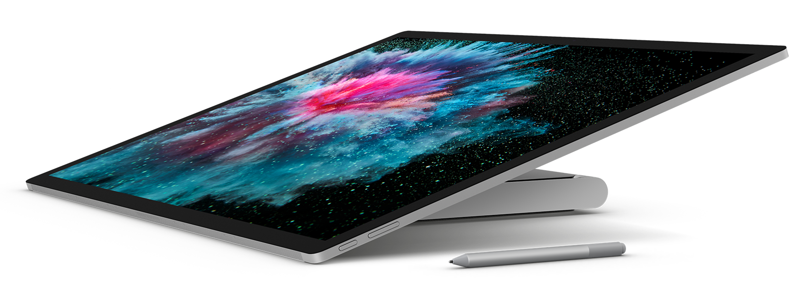 Surface Studio 2 i studioläge